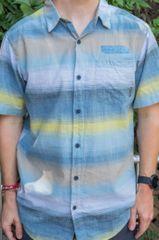Men's Columbia Under Exposure Short Sleeve Tee BlueSky