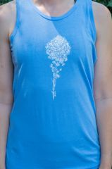 Women's Columbia June Day Tank-White Cap