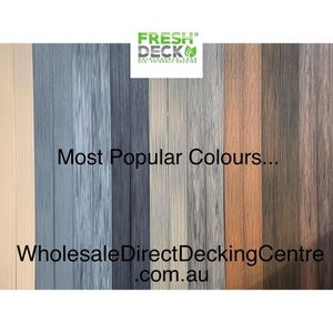 FreshDeck - Wholesale Direct Composite Decking Centre