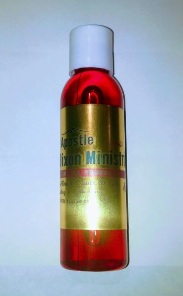 Sword Of Fire Anointed Oil 1/4 oz