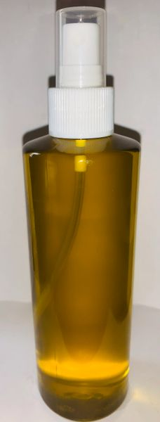 8oz LARGE BOTTLE OF EXTRA VIRGIN ANOINTING OIL PLAIN