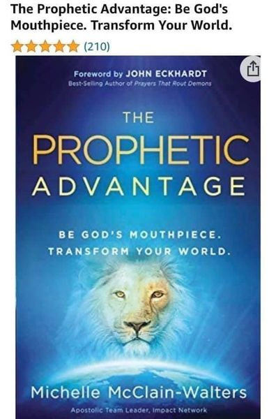 PROPHETHIC /SEER ADVANTAGE SPIRITUAL GIFT CLASS NEW DATE 02/16/2021 7PM TIL 8:30PM EASTERN STANDARD TIME