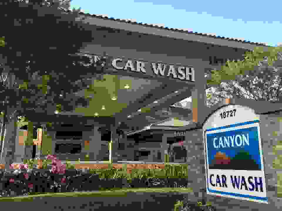Canyon Car Wash welcomes you