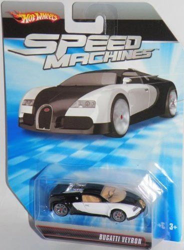 hot wheels bugatti veyron speed machines black white 1 64 diecastz hot wheels bugatti veyron speed machines black white 1 64 scale