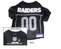 Football Jersey - Oakland Raiders