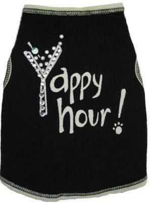 Tee Shirt - Yappy Hour Tank