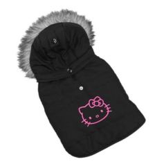Parka - Hello Kitty Black