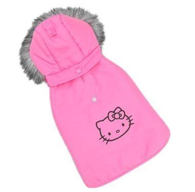 Parka - Hello Kitty Pink