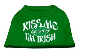 Tee Shirt - Kiss Me I'm Irish