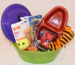 Gift Basket - Welcome New Dog