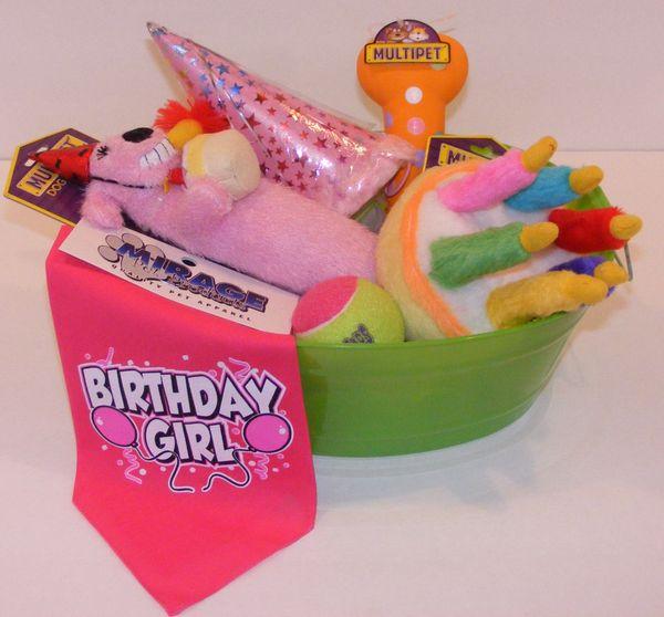 Gift Baskets - Birthday
