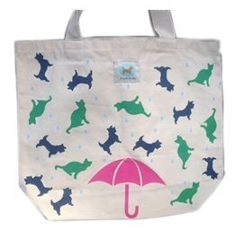 Tote Bag - Raining Cats & Dogs