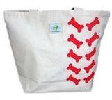 Tote Bag - Red Bones