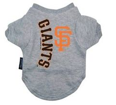 Tee Shirt - SF Giants Baseball