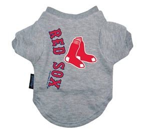 Tee Shirt - Boston Red Sox Baseball