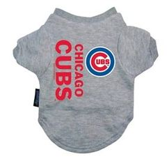 Tee Shirt - Chicago Cubs Baseball