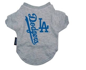 Tee Shirt - LA Dodgers Baseball