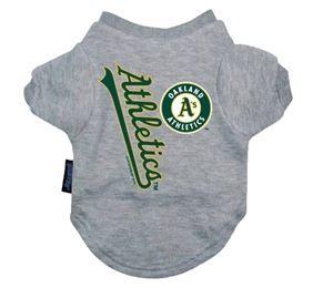 Tee Shirt - Oakland A's Baseball