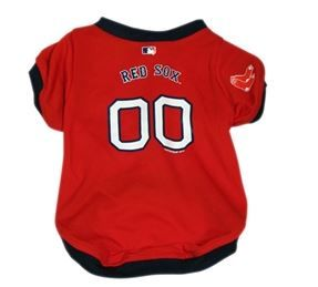 Baseball Jersey - Boston Red Sox