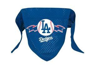 Bandana - LA Dodgers Mesh