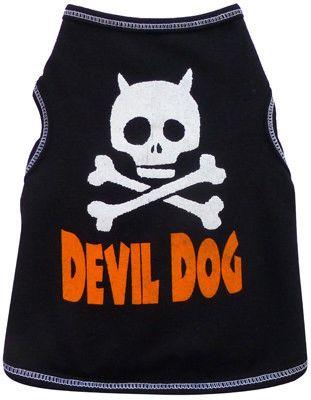 Tee Shirt - Devil Dog Tank