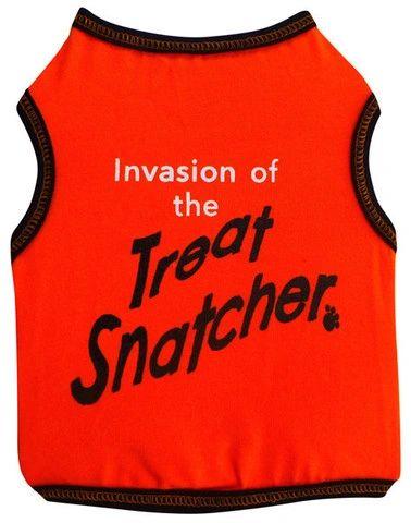 Tee Shirt - Treat Snatcher Tank