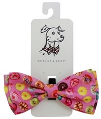 Bow Tie - Huxley & Kent Pink Donut Shop