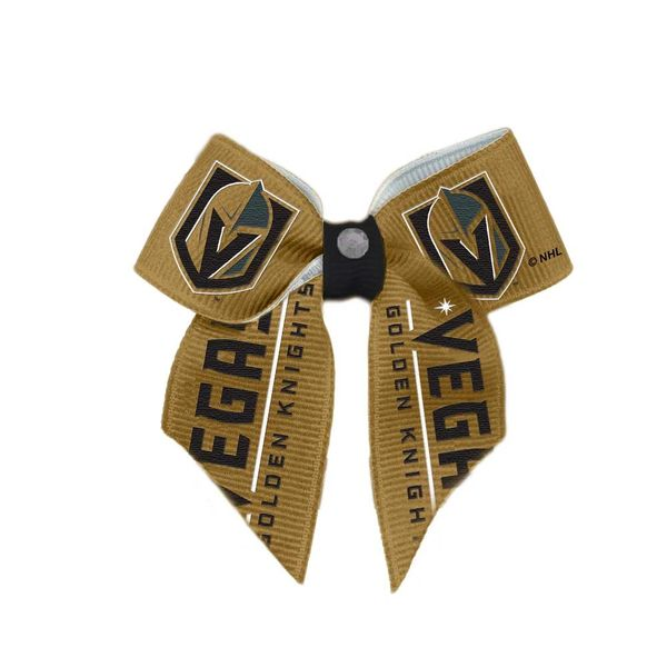 NHL - Vegas Golden Knights Hairbows