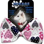 Bow Tie - Valentine's Mixed Heart Bow Tie