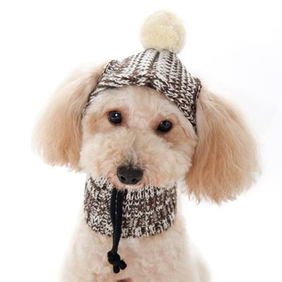 Knit Sweater Hat