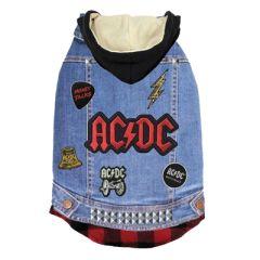 AC/DC Denim Jacket