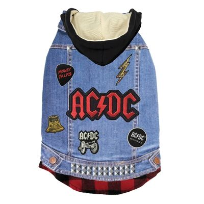 AC/DC Denim Jacket