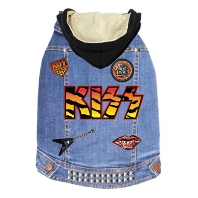 Kiss Denim Jacket