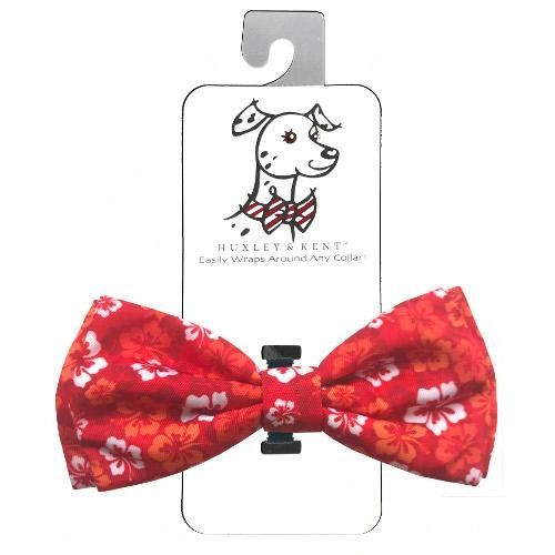 Bow Tie - Huxley and Kent Hibiscus Bow Tie
