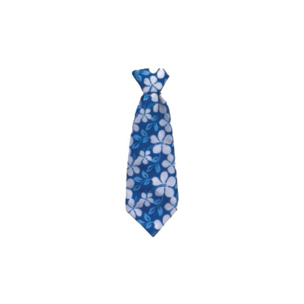 Neck Tie - Huxley and Kent Hibiscus Long neck Tie