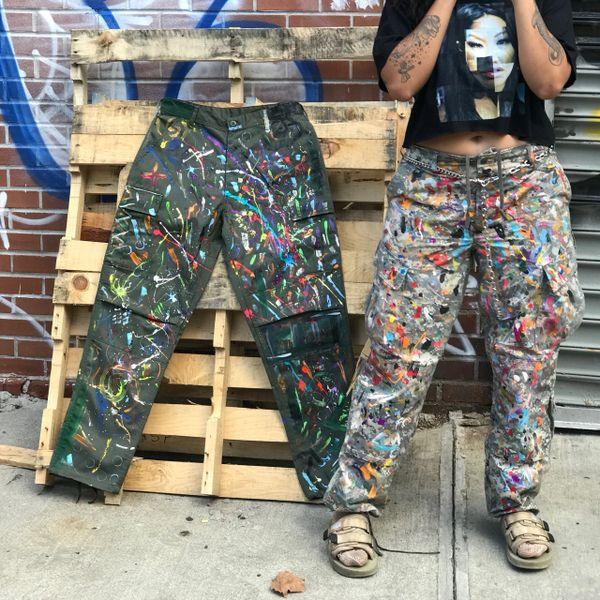 Unisex Painter Pants