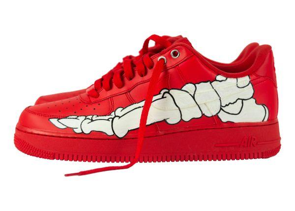 Perilous Bone:Red