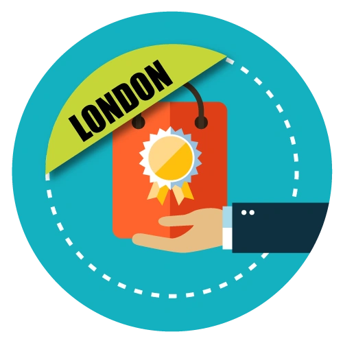 London Individual Package – Days 1-5: 28 Oct. – 1 Nov. 2019