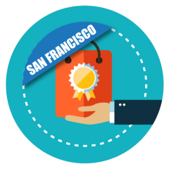 San Francisco Individual Package – Days 1-5: 12-16 Oct 2020