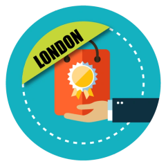 London Individual Package – Days 1-5: 20-24 April 2020