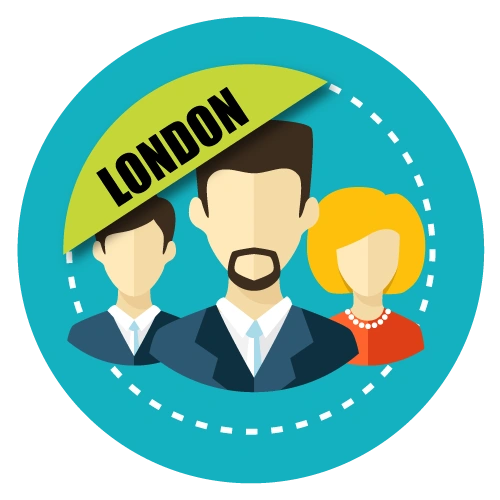 London Corporate Package – 5-Day Courses for 3 attendees, plus optional add-ons for additional attendees: 20-24 April 2020