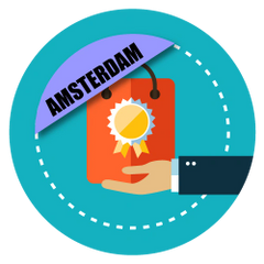 Amsterdam Individual Package – Days 1-5: 26-30 Oct 2020