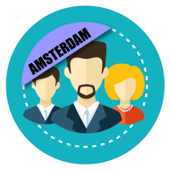 Amsterdam Corporate Package – 5-Day Courses for 3 attendees, plus optional add-ons for additional attendees: 26-30 Oct 2020