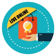 EMEA Live Online – Individual Package – Days 1-5: 15-19 June 2020