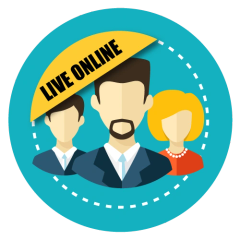 EMEA Live Online Corporate Package – 5-Day Courses for 3 or more attendees – 15-19 June 2020