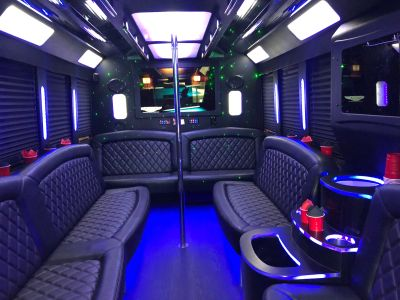 Longmont Party Bus