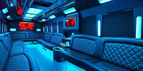 Limo Party Bus Denver