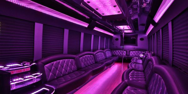 Denver Limo Bus Hire