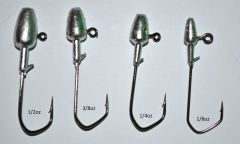 Darterhead Jig 1/8 - 5ct