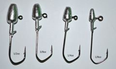 Darterhead Jig 3/8 - 25ct